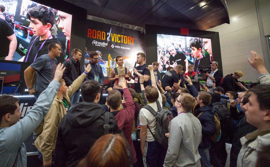 Выставка «ИгроМир 2017» и фестиваль Comic Con Russia 2017 Выставка «ИгроМир 2017» и фестиваль Comic Con Russia 2017 IMG 5475 1024x636