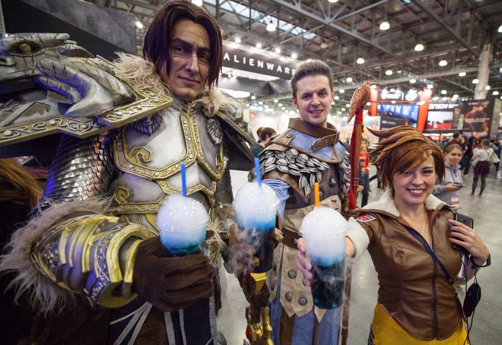 Выставка «ИгроМир 2017» и фестиваль Comic Con Russia 2017 Выставка «ИгроМир 2017» и фестиваль Comic Con Russia 2017 IMG 5568 1024x705