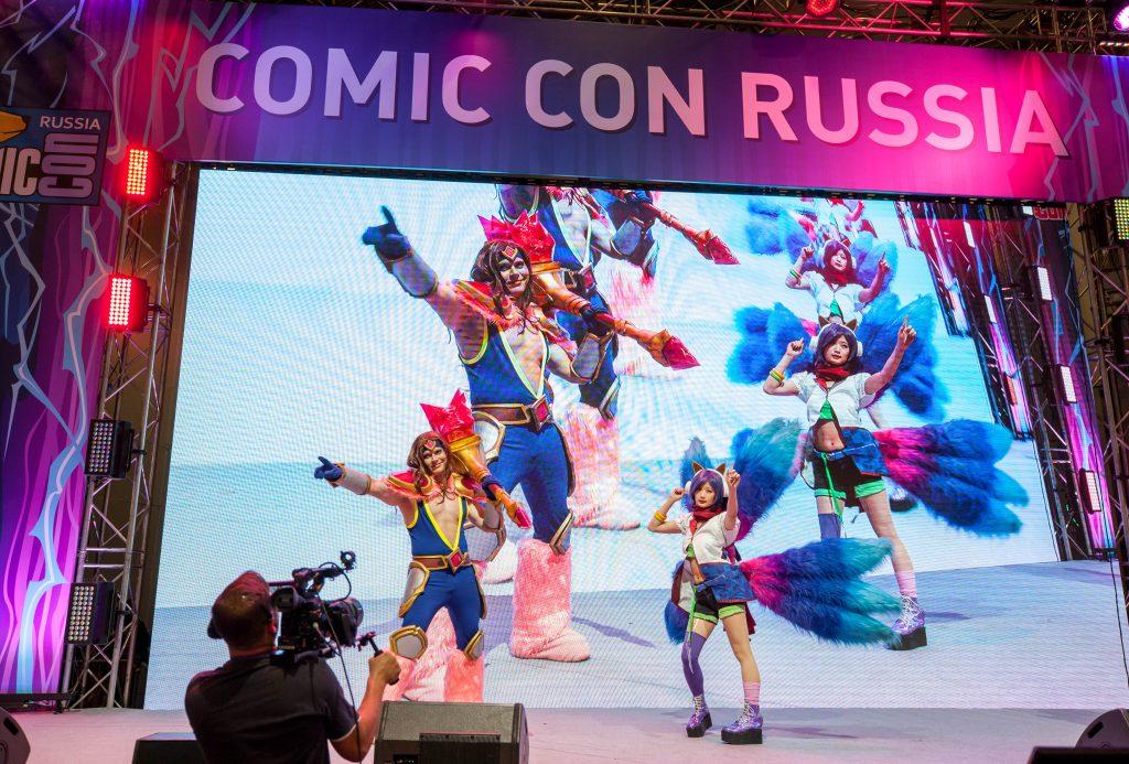 Выставка «ИгроМир 2017» и фестиваль Comic Con Russia 2017 Выставка «ИгроМир 2017» и фестиваль Comic Con Russia 2017 IMG 5826 1024x693