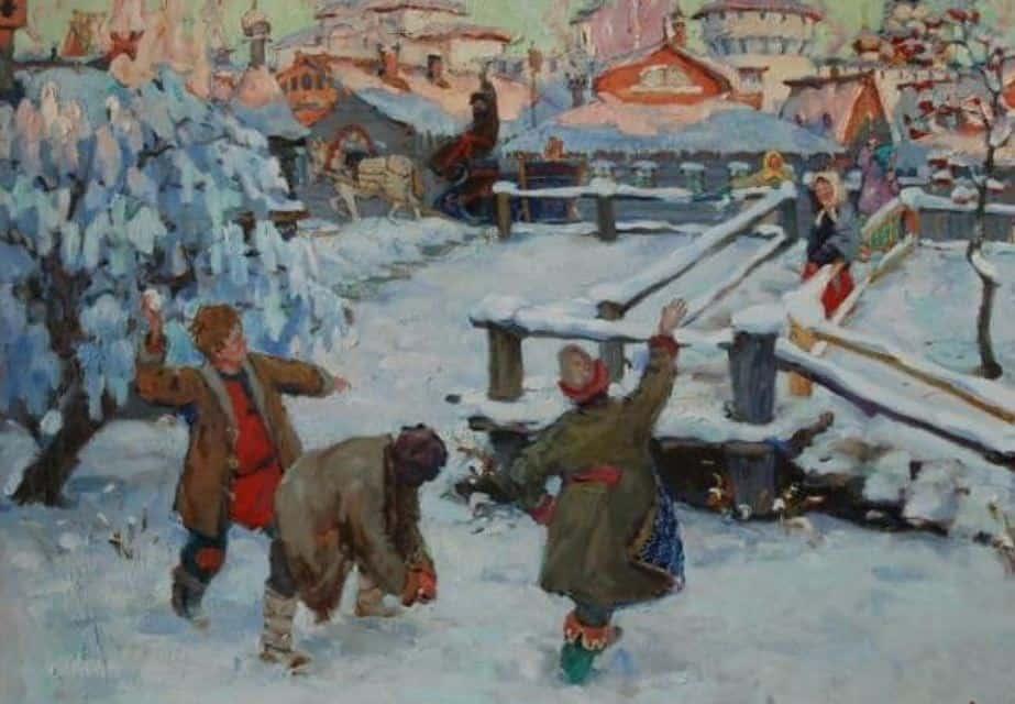 Выставка «Русская зима» 1 1