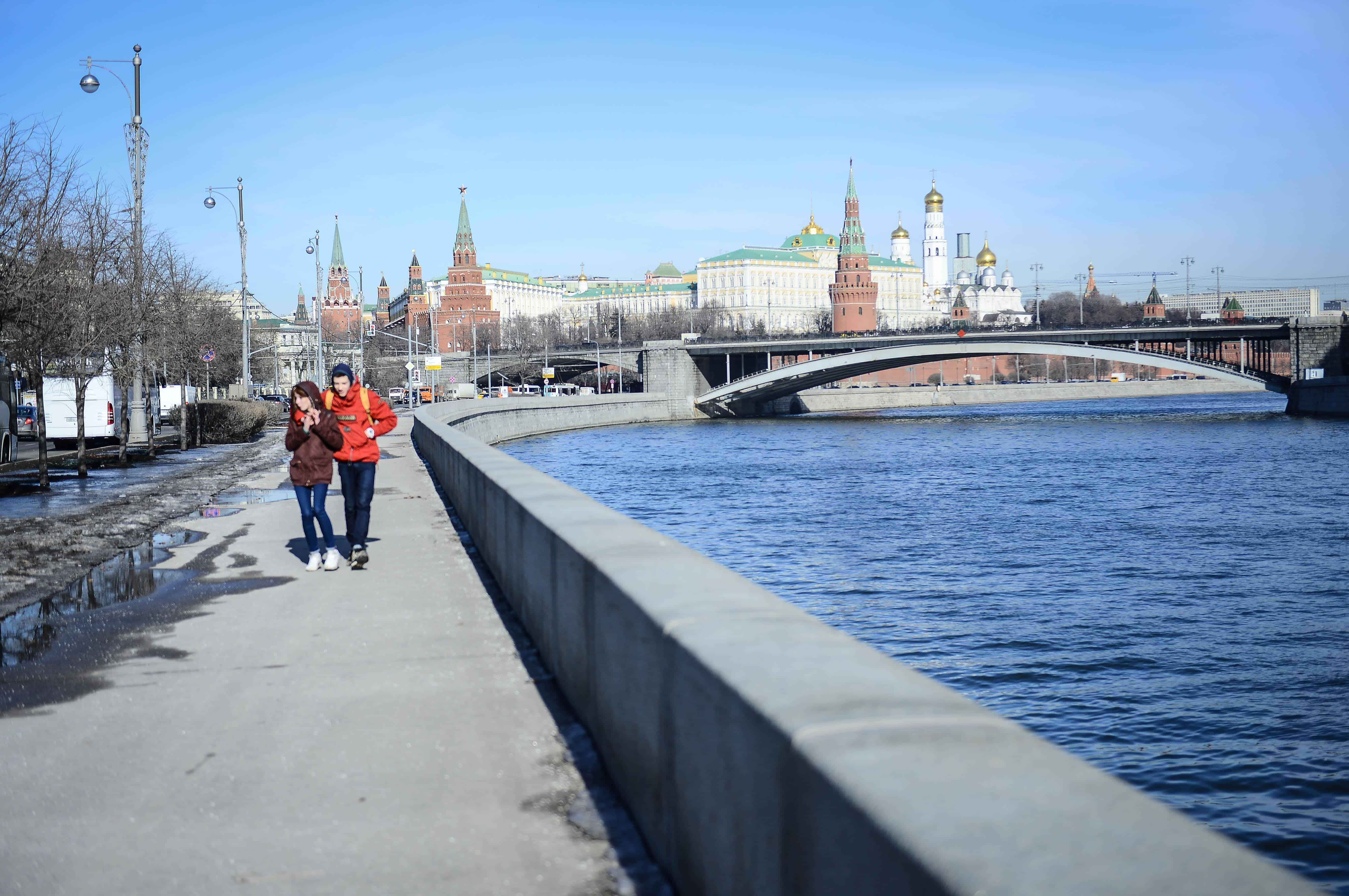 Открылся пешеходный маршрут от«Москва-сити» доТаганки Открылся пешеходный маршрут от«Москва-сити» доТаганки 2 14