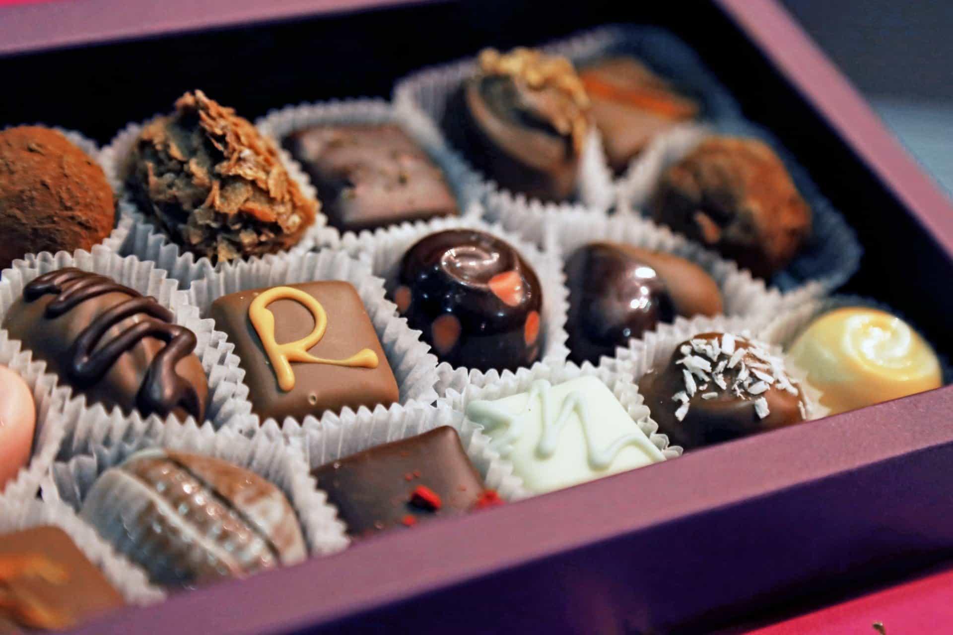Международный салон шоколада Международный салон шоколада 3 18