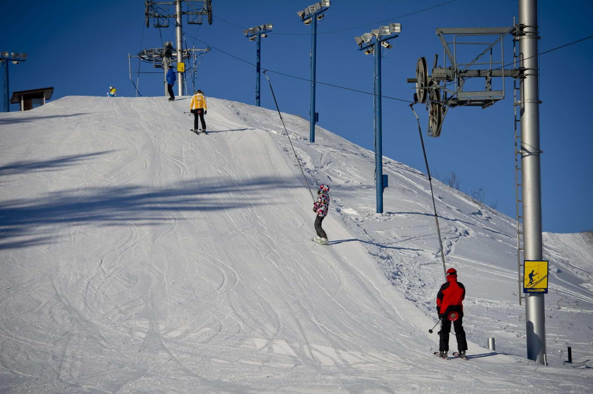 Новые горнолыжные склоны в Москве Новые горнолыжные склоны в Москве 5 13