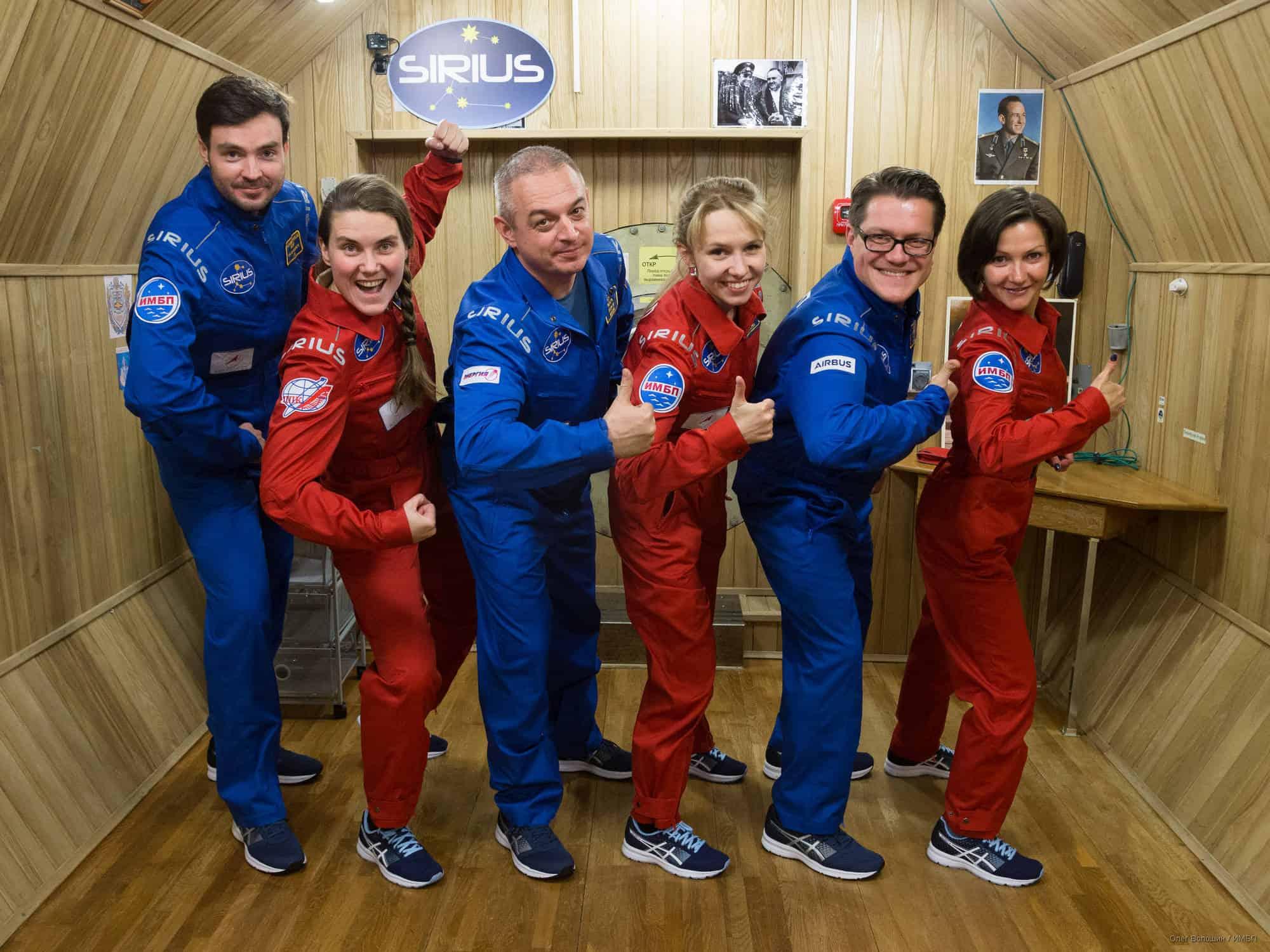 Экспедиция SIRIUS в Музее космонавтики Экспедиция SIRIUS в Музее космонавтики A94O5013