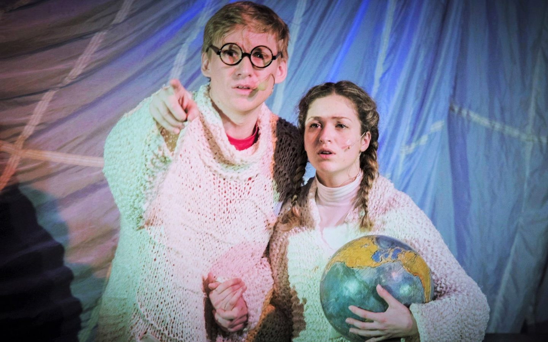 Спектакль «ГЕRДА STORY» растопит лед на сцене театра юного актера