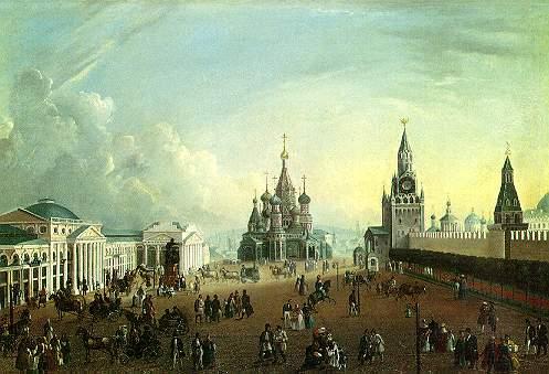 Москва 1830 года вформате виртуальной реальности Москва 1830 года вформате виртуальной реальности 1 19