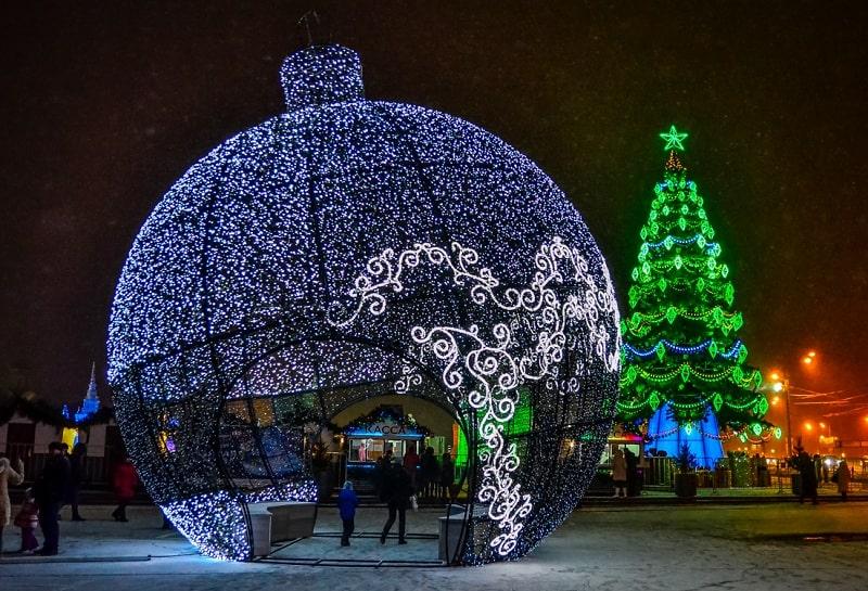 Photo of В Москве установят самый большой вмире елочный шарстанцполом внутри В Москве установят самый большой вмире елочный шарстанцполом внутри В Москве установят самый большой вмире елочный шарстанцполом внутри 1 2