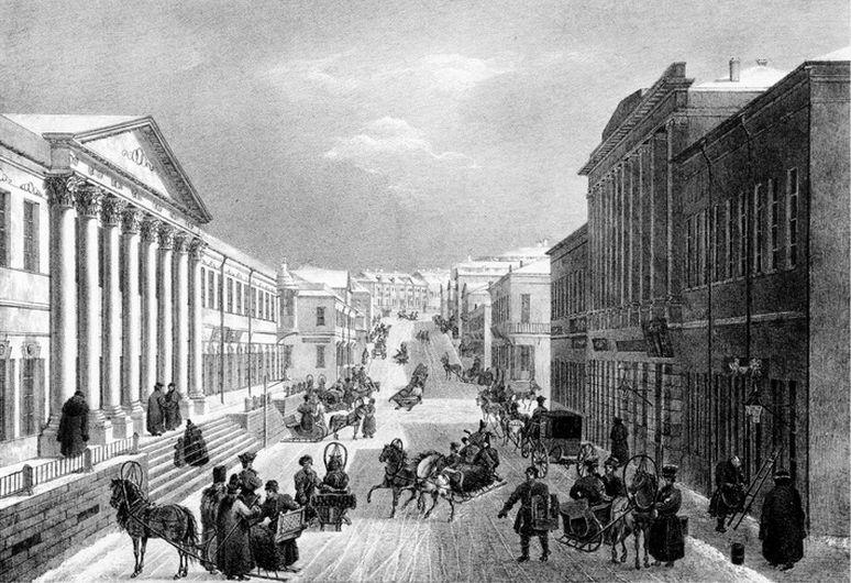 Москва 1830 года вформате виртуальной реальности Москва 1830 года вформате виртуальной реальности 2 17