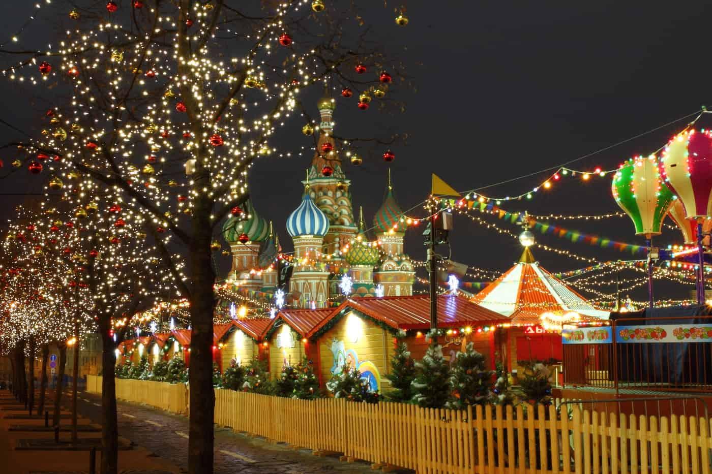 Не потеряться в праздники. 6 новогодних идей