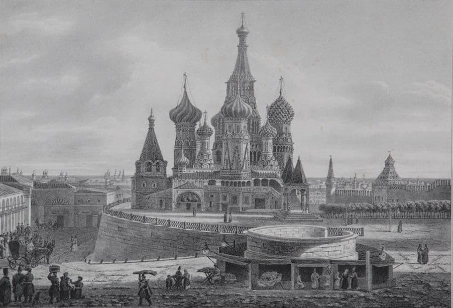Москва 1830 года вформате виртуальной реальности Москва 1830 года вформате виртуальной реальности 3 17