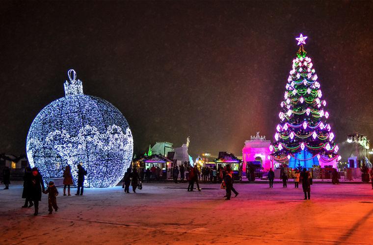 В Москве установят самый большой вмире елочный шарстанцполом внутри В Москве установят самый большой вмире елочный шарстанцполом внутри 4 2