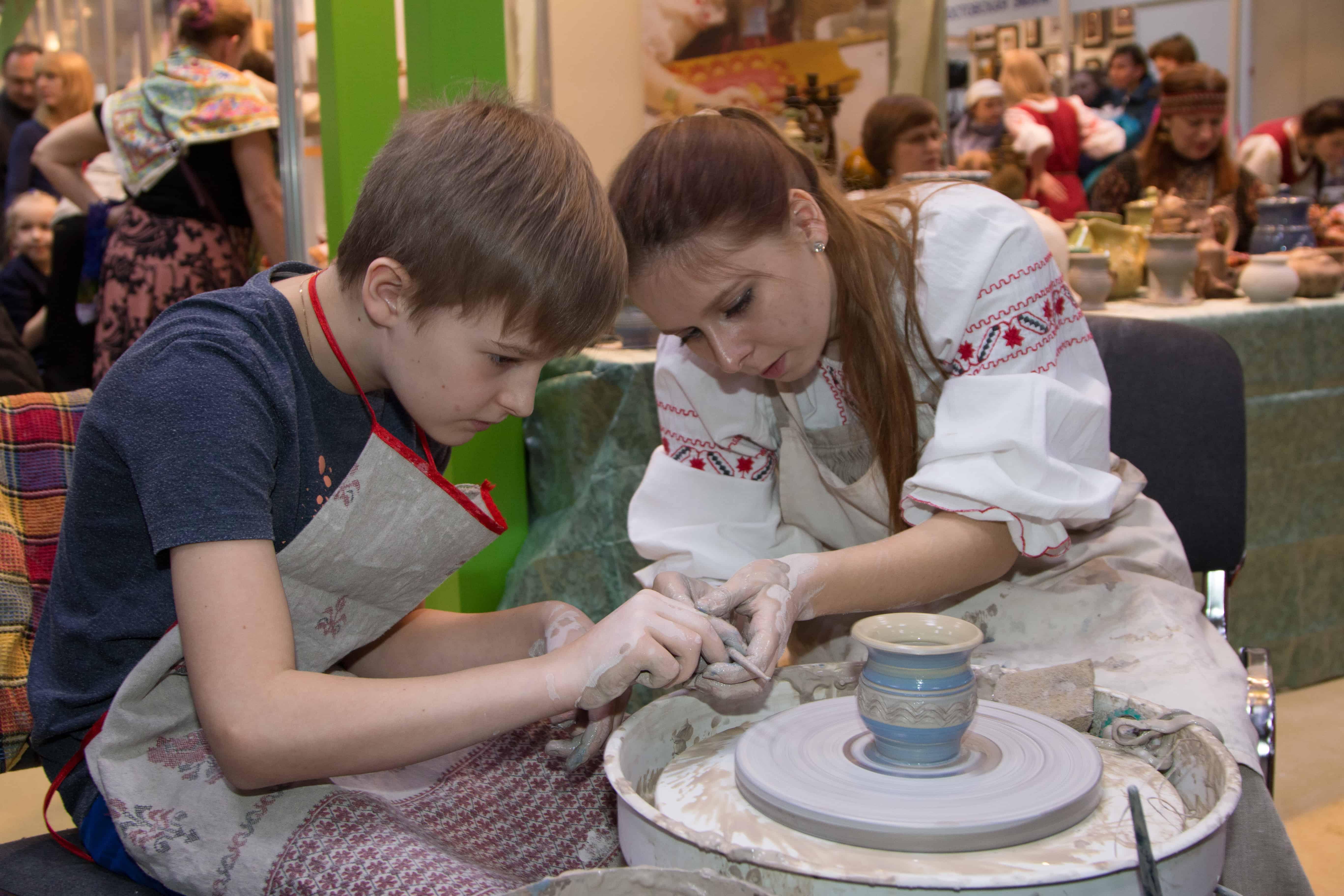 XXIII выставка – ярмарка народных художественных промыслов  «ЛАДЬЯ. Зимняя сказка-2017». IMG 8831 1