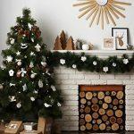 как украсить новогоднюю ёлку Если елочные шары надоели nw18t 150x150