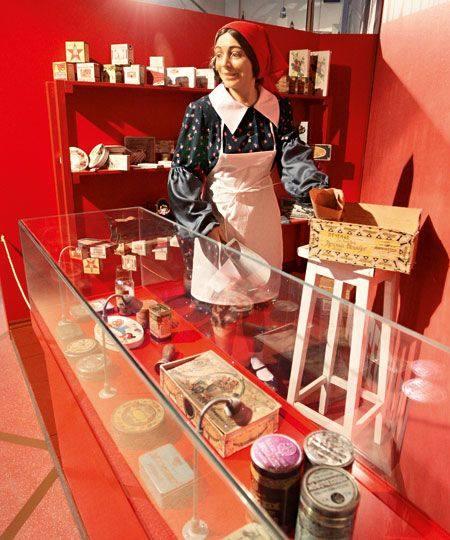 Музей истории шоколада и какао в Москве Музей истории шоколада и какао 6 7