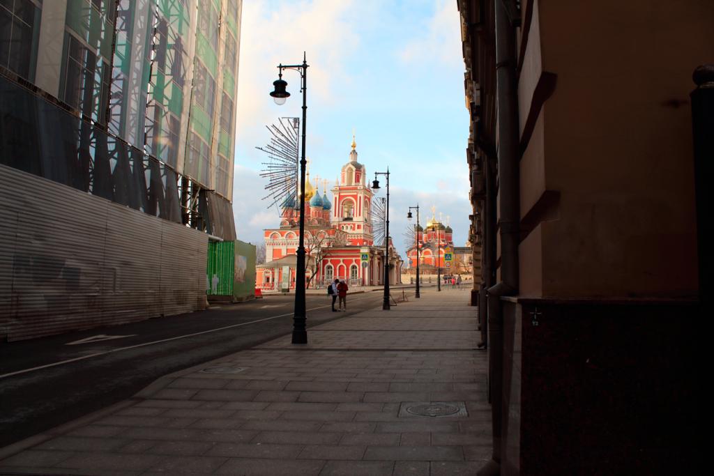 Прогулка по Москве 1 января 2018 Прогулка по Москве 1 января 2018 IMG 0645 1024x683