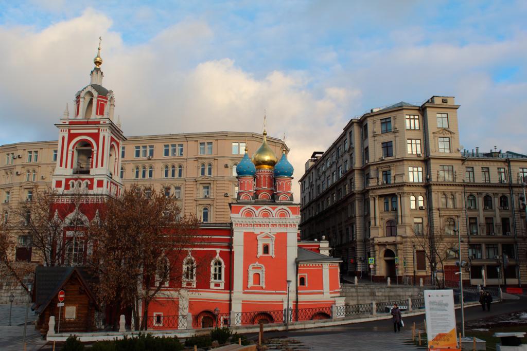 Прогулка по Москве 1 января 2018 Прогулка по Москве 1 января 2018 IMG 0654 1024x683