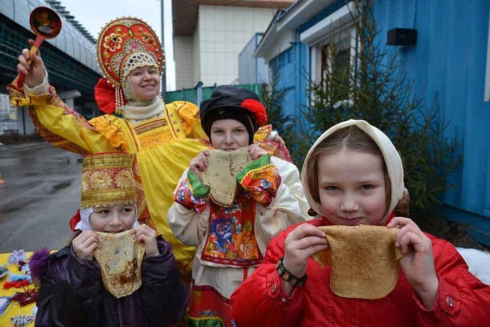 Московская Масленица Московская Масленица – куда пойти в Москве 2 6