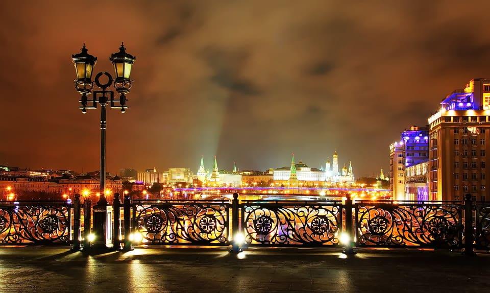 На набережных Москвы-реки появится освещение На набережных Москвы-реки появится освещение 2 7
