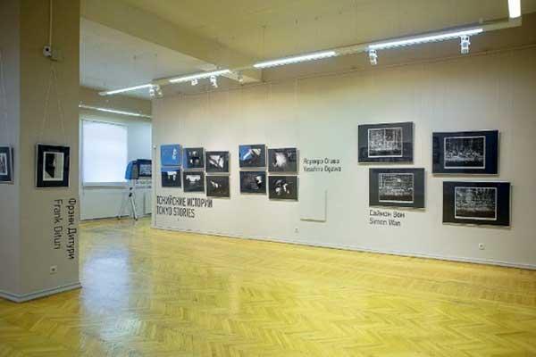 выставка в дарвиновском музее Токийские истории 4 3