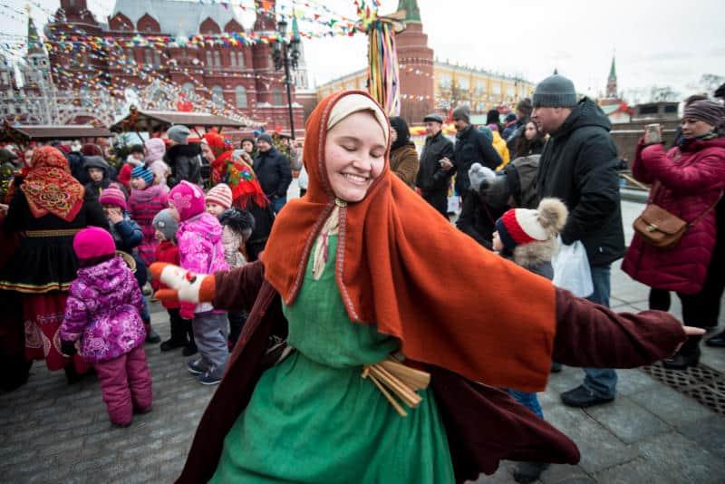 Московская Масленица Московская Масленица – куда пойти в Москве 4 7
