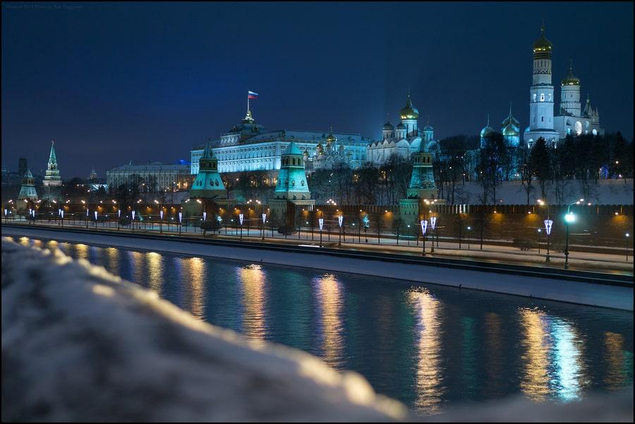 На набережных Москвы-реки появится освещение На набережных Москвы-реки появится освещение 4 8