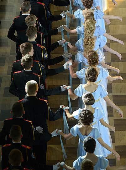 Московский кадетский бал Московский кадетский бал 6 14