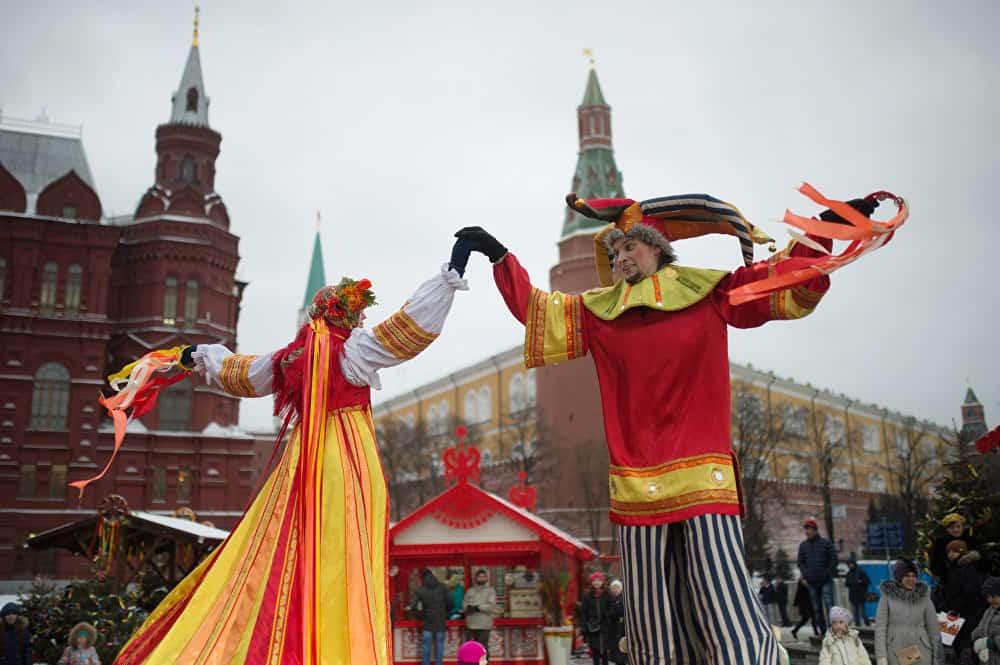Московская Масленица Московская Масленица – куда пойти в Москве 6 4
