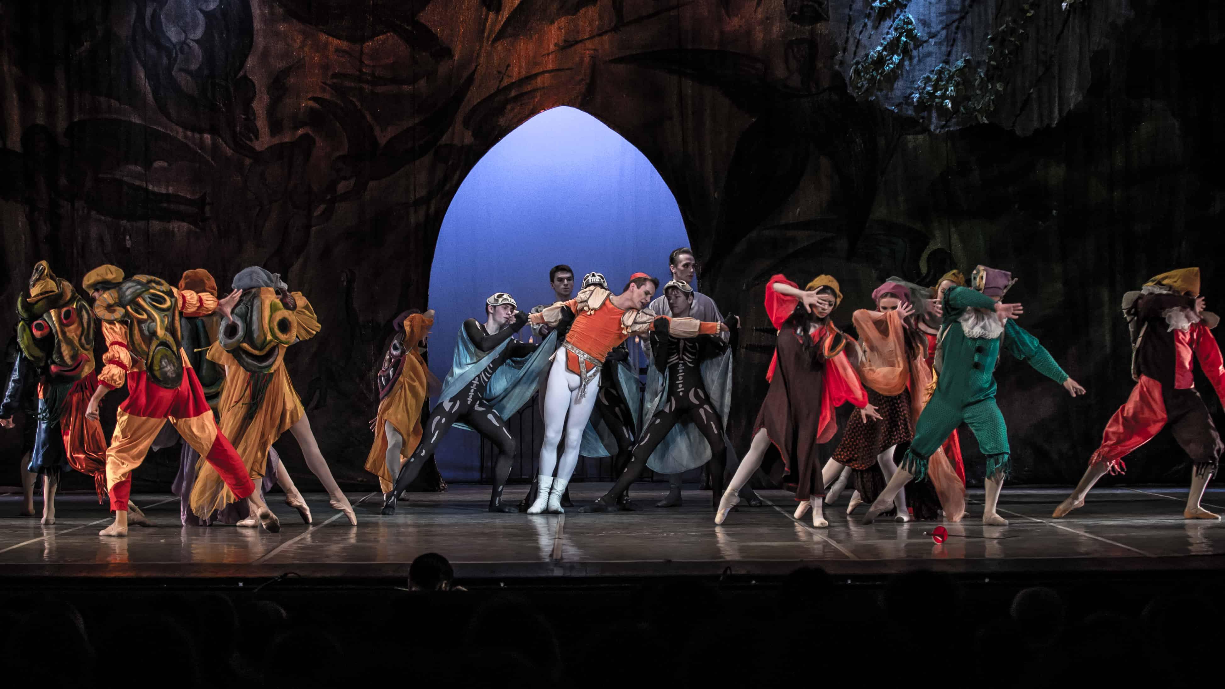 """Балет """"Ромео и Джульетта"""" Балет """"Ромео и Джульетта"""" DSC 3223"""