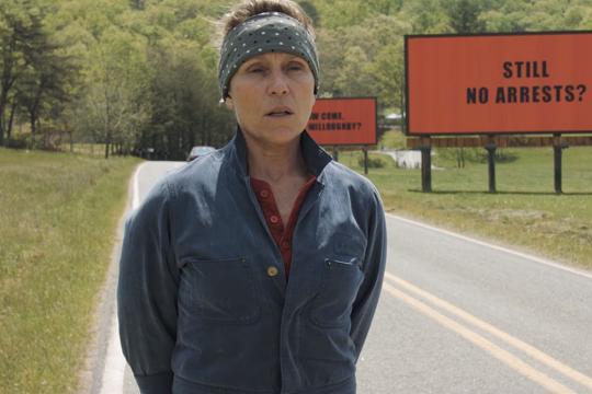 Три билборда на границе Эббинга, Миссури оскар 2018 Оскар 2018: Все, что вам нужно знать