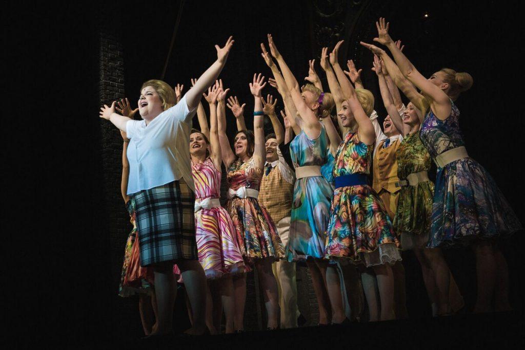 Бродвейские мечты на московской сцене Бродвейские мечты на московской сцене Broadway Dreams          7 1024x684