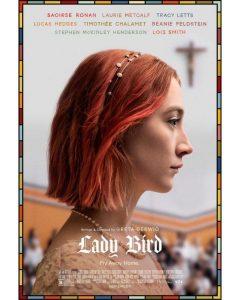 Леди Берд оскар 2018 Оскар 2018: Все, что вам нужно знать ladybirdposter 240x300
