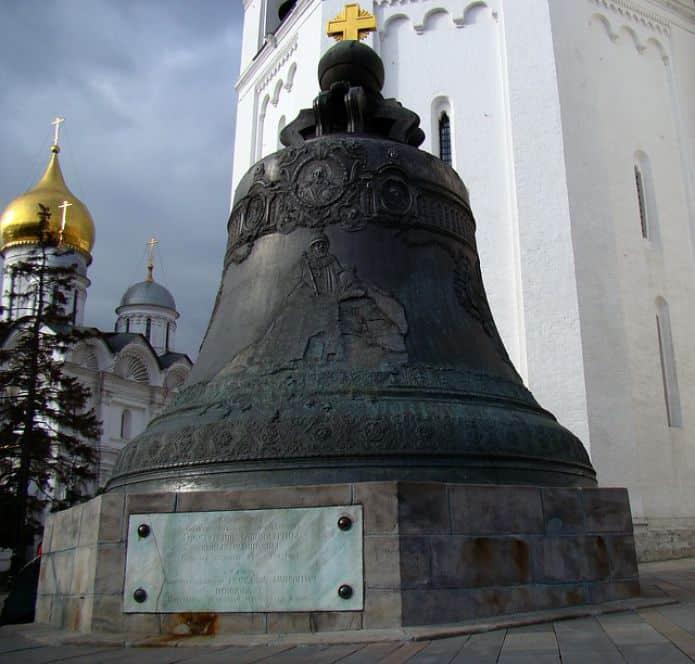 Царь-колокол Царь-колокол в Кремле 2 10