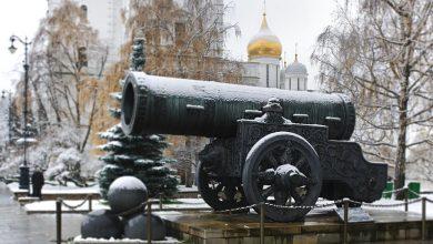 Photo of Царь-пушка на Ивановской площади Царь-пушка на Ивановской площади Царь-пушка на Ивановской площади 2 7 390x220