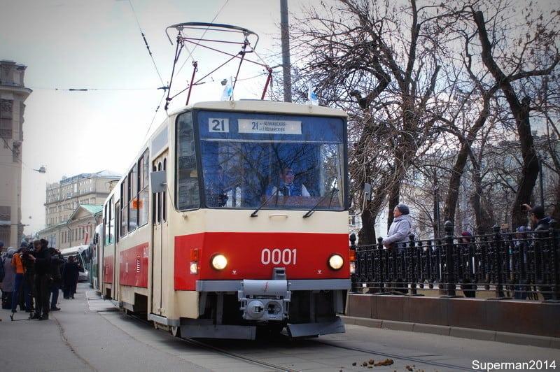 Парад ретро-трамваев Парад ретро-трамваев 2 9