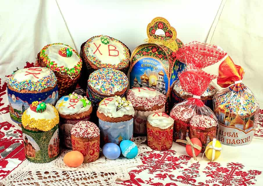 59% граждан России будут готовить куличи икрасить яйца— Опрос