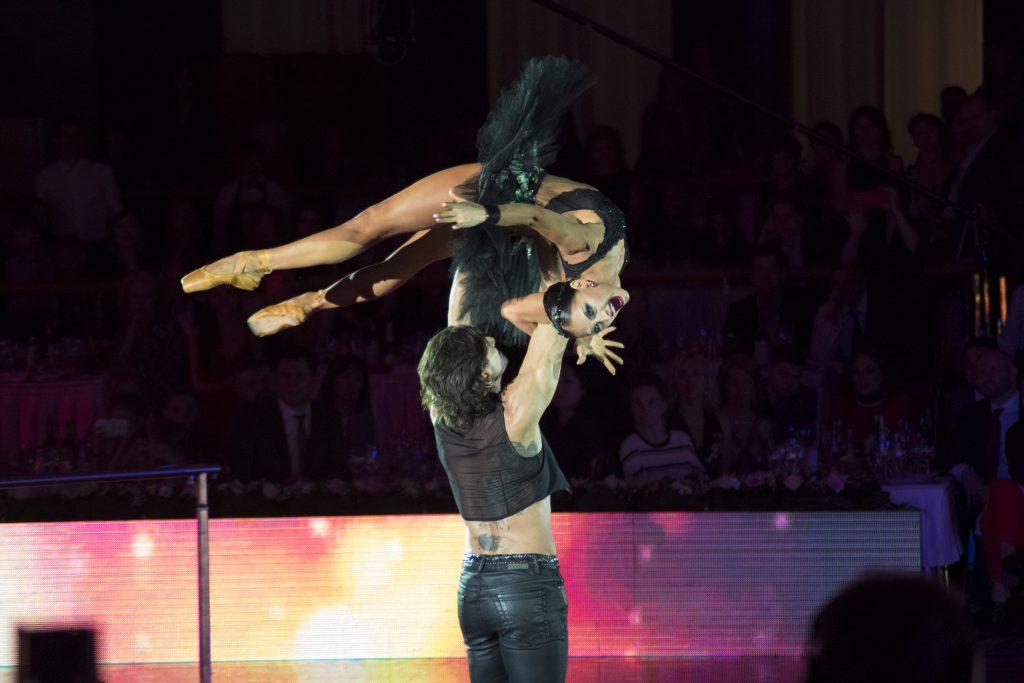 Потрясающее по энегргетике выступление Виктора да Силва и Анны Мельниковой Кубок мира по латиноамериканским танцам 2018 Кубок мира по латиноамериканским танцам 2018 5204 1024x683