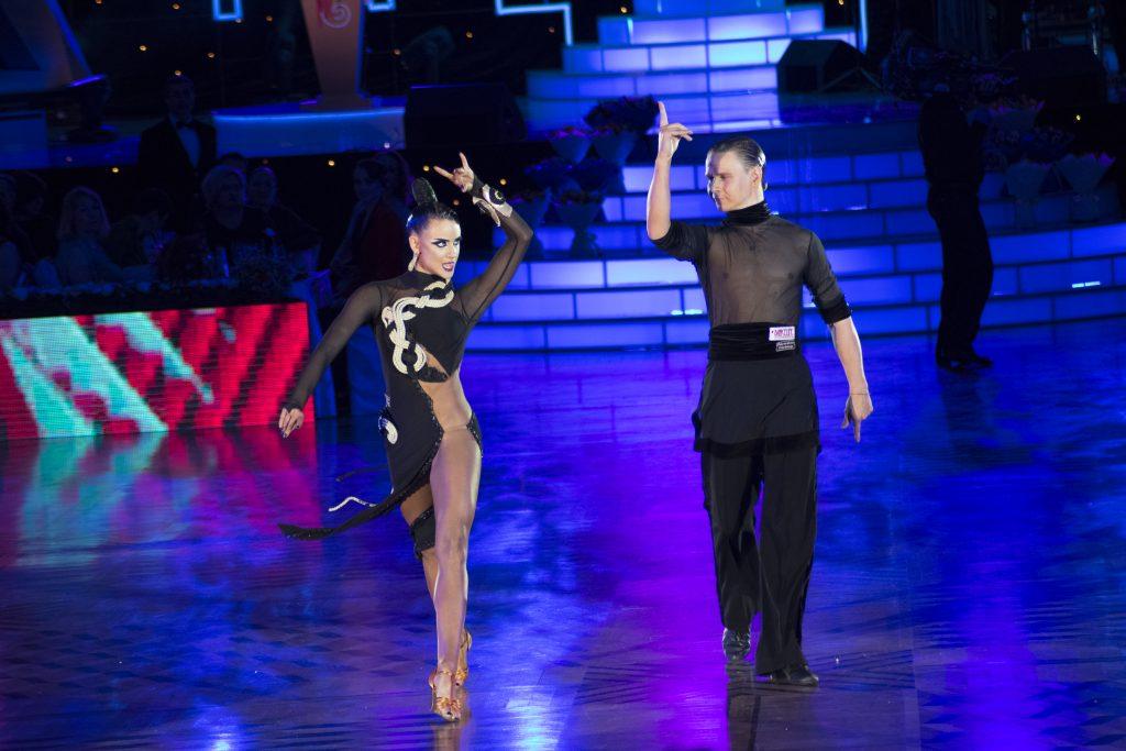 3 место - Андрей Патрушев и Екатерина Бралюк Кубок мира по латиноамериканским танцам 2018 Кубок мира по латиноамериканским танцам 2018 5521 1024x683