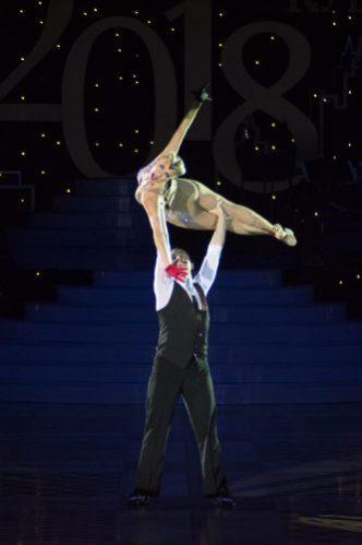 3 место Микаэло и Татьяна Азаровы Кубок мира по латиноамериканским танцам 2018 Кубок мира по латиноамериканским танцам 2018 5635 e1524082579670