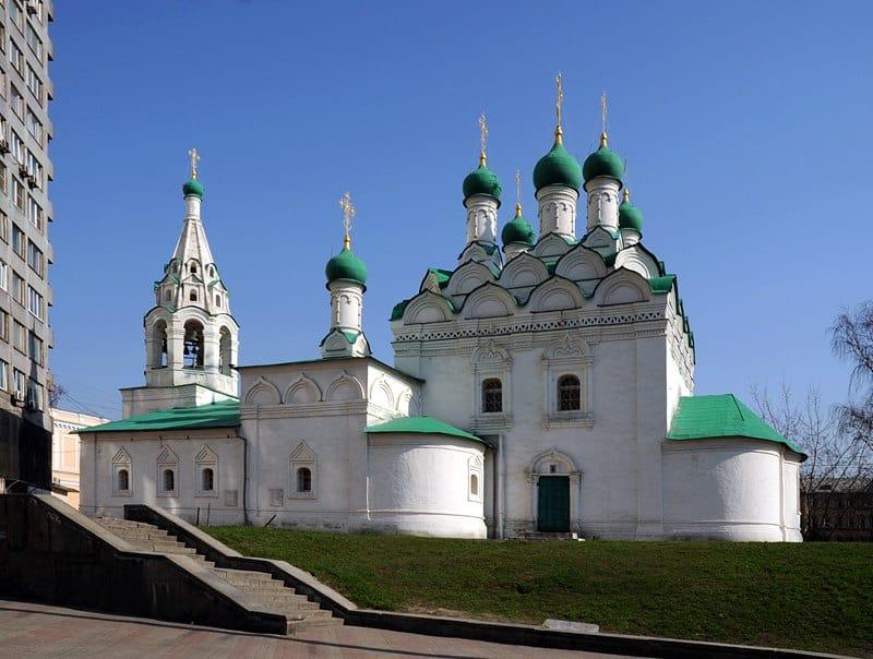 Храм Симеона Столпника на Поварской 5 московских храмов, где венчались знаменитые люди 5 московских храмов, где венчались знаменитые люди str3oENs 6c