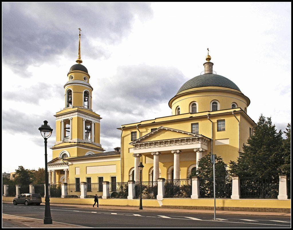 Храм «Большое Вознесение» у Никитских Ворот 5 московских храмов, где венчались знаменитые люди 5 московских храмов, где венчались знаменитые люди syV w1ZaxrE 1024x803