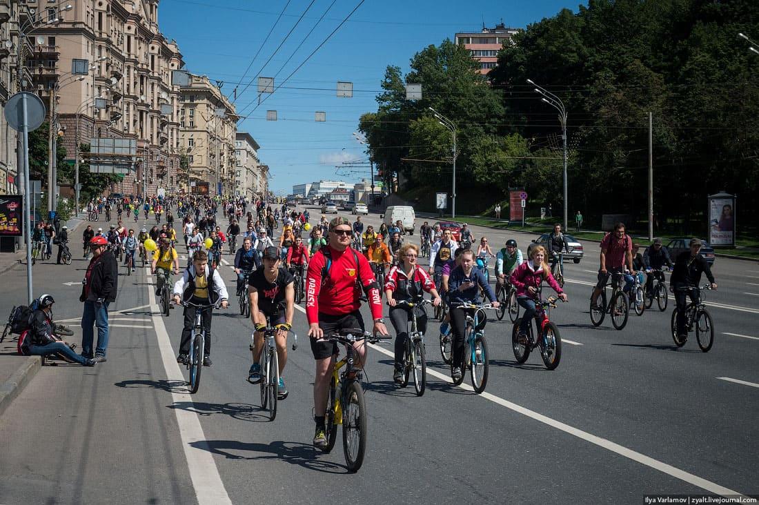 Московский Велопарад Московский Велопарад 2 10