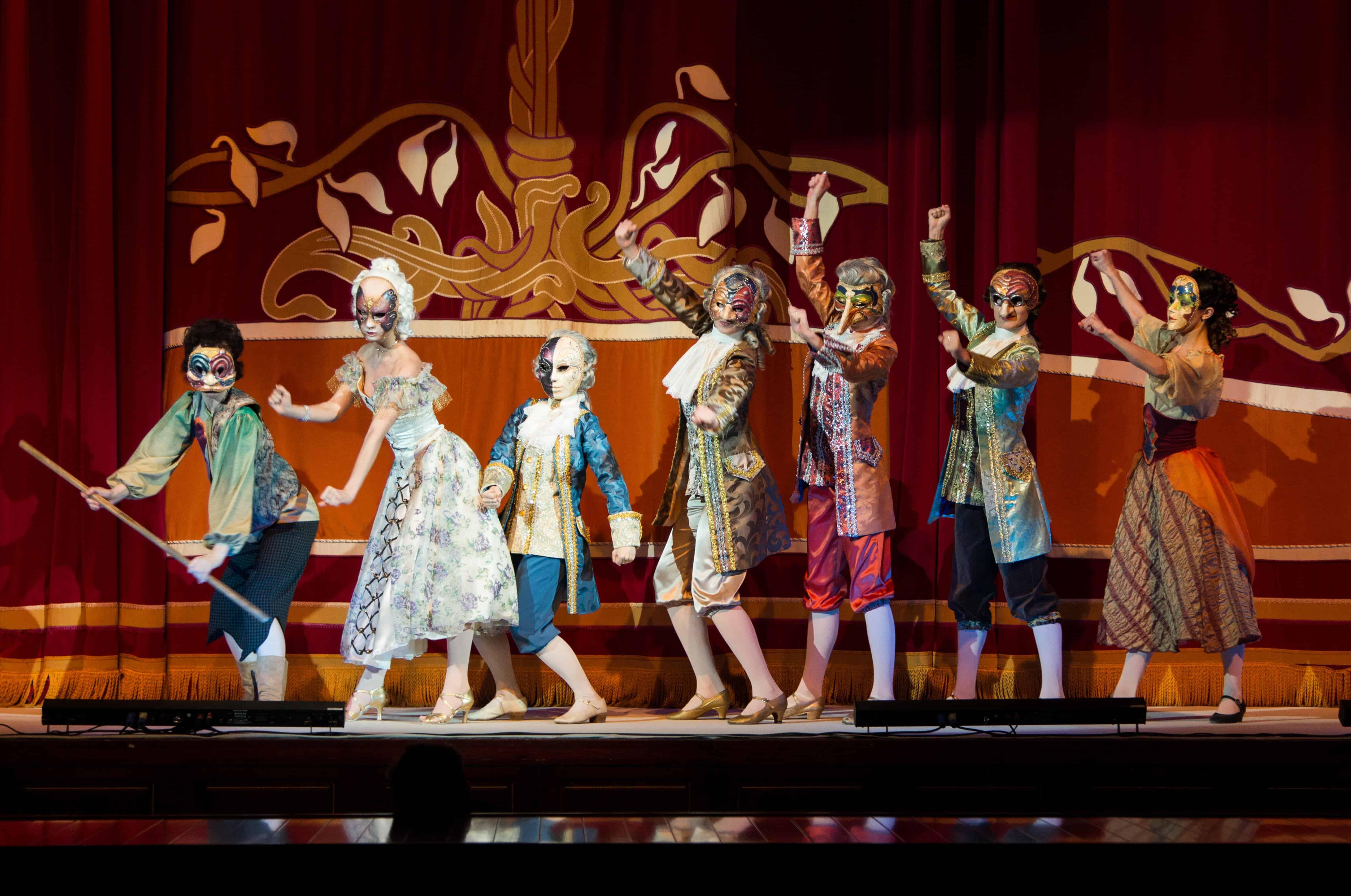 «Труффальдино из Бергамо»: в начале была Любовь «Труффальдино из Бергамо»: в начале была Любовь IMG 1489