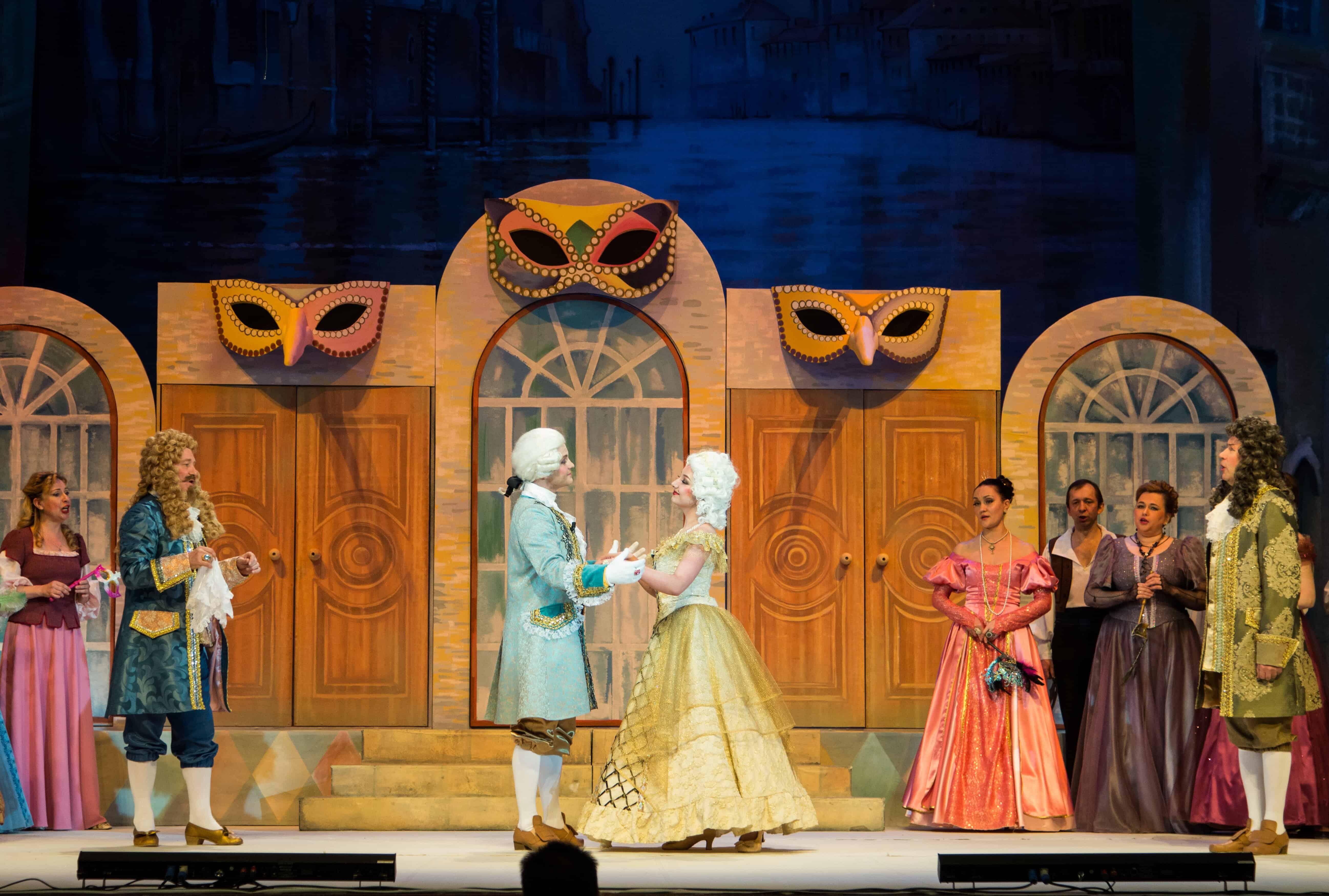 «Труффальдино из Бергамо»: в начале была Любовь «Труффальдино из Бергамо»: в начале была Любовь IMG 1520