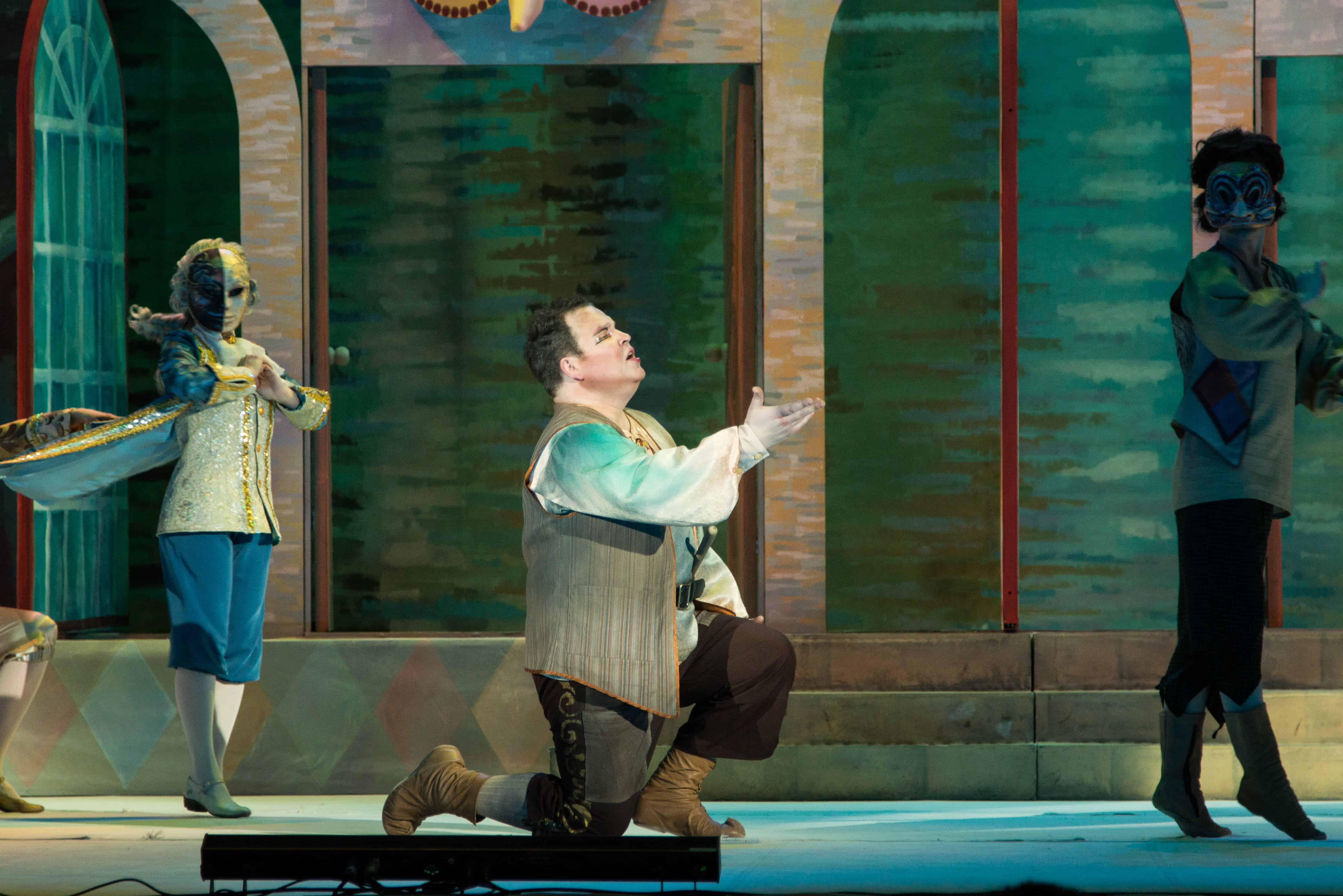 «Труффальдино из Бергамо»: в начале была Любовь «Труффальдино из Бергамо»: в начале была Любовь IMG 1548