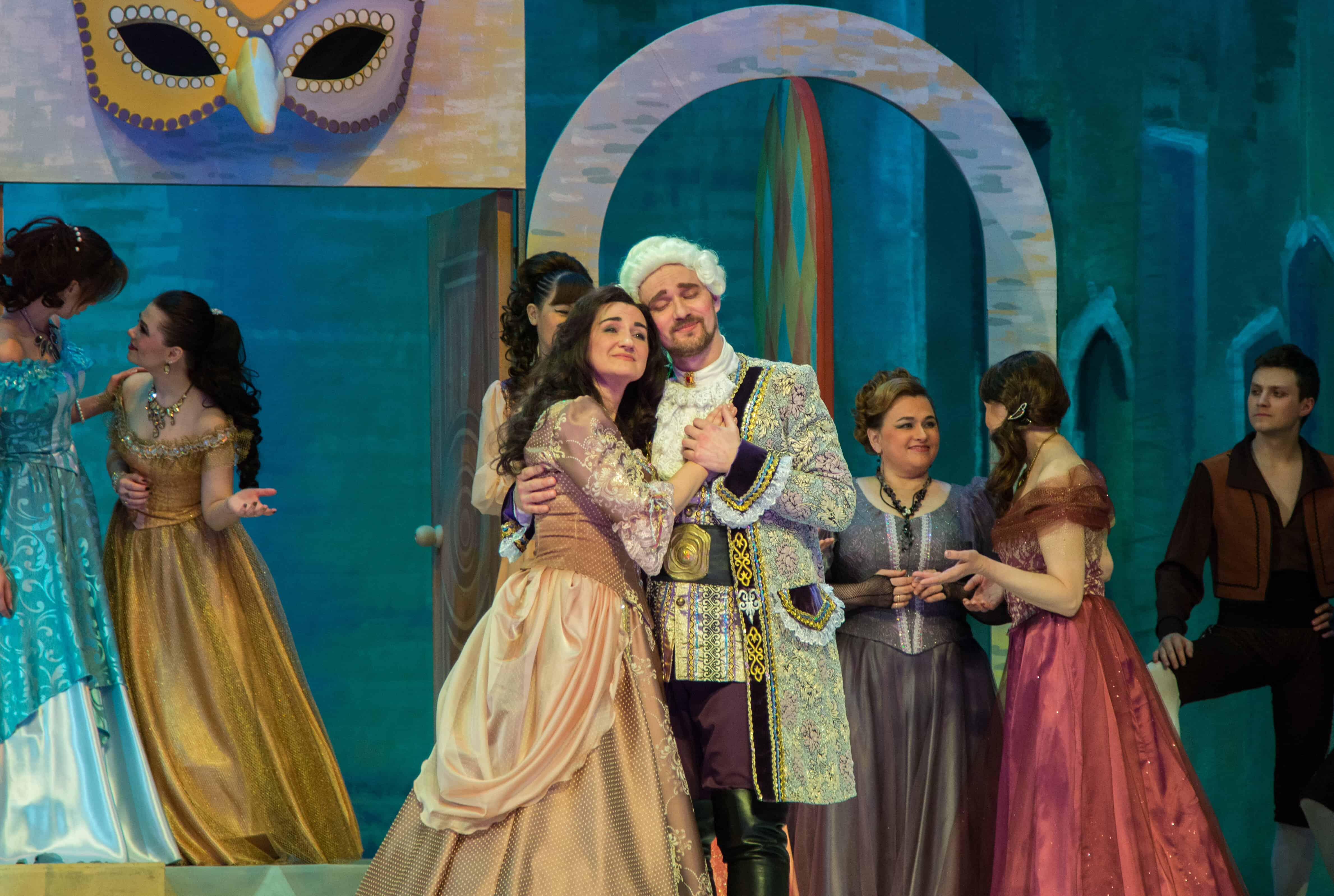 «Труффальдино из Бергамо»: в начале была Любовь «Труффальдино из Бергамо»: в начале была Любовь IMG 1758