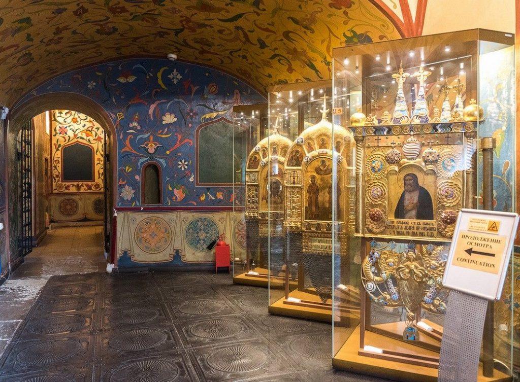 Исторический музей Государственный исторический музей и его филиалы Khram Vasilia Blazhennogo 3 1024x753
