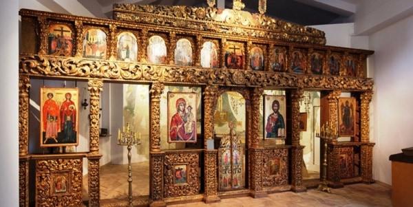 Музей русской иконы на Таганке Музей русской иконы на Таганке 2 6