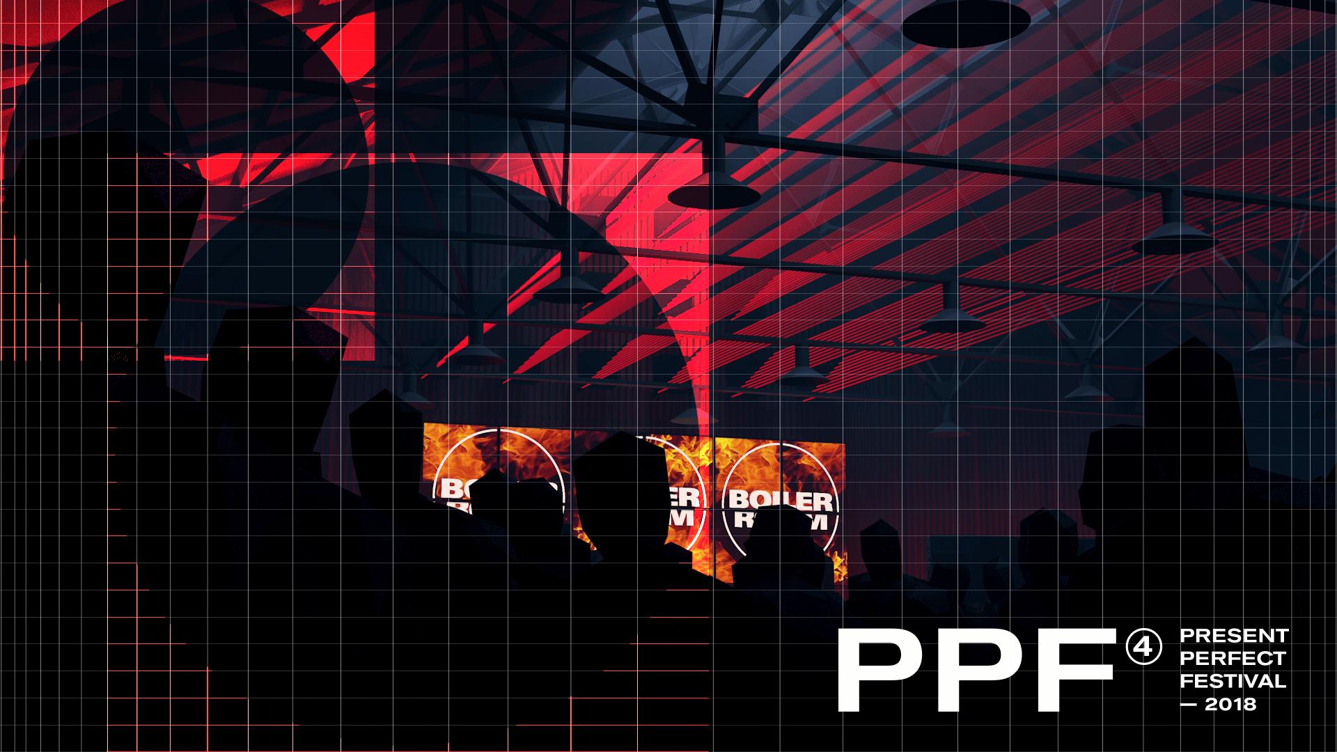 """perfect festival Питер, прием! 27-29 июля в Порту """"Севкабель"""" прогремит Present Perfect Festival BOILER ROOM STAGE"""