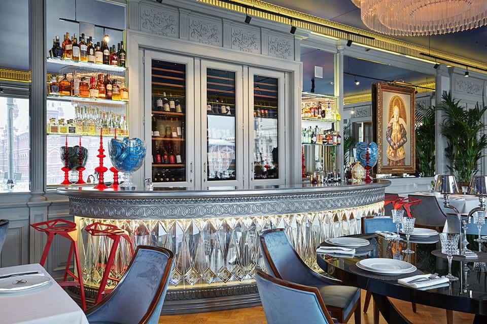 moscow restaurant week Moscow Restaurant Week Beluga   restoran uchastnik