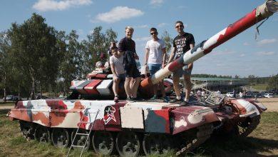 Photo of Танковый биатлон в Алабине танковый биатлон Танковый биатлон в Алабине IMG 9883 390x220